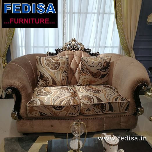 Cheap Sofas For Sale | Wood Modern Classic Sofa Set in 2019 ...