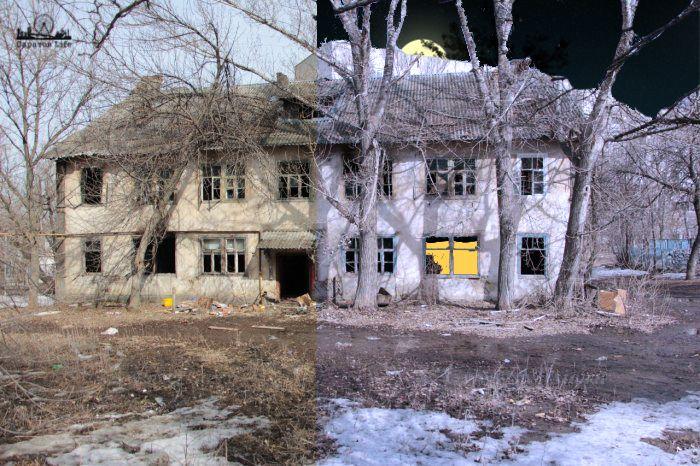 Заброшенный дом на 4-й Дачной.  Готовая площадка для съемок ужасов Подробнее http://www.nversia.ru/news/view/id/102133 #Саратов #СаратовLife
