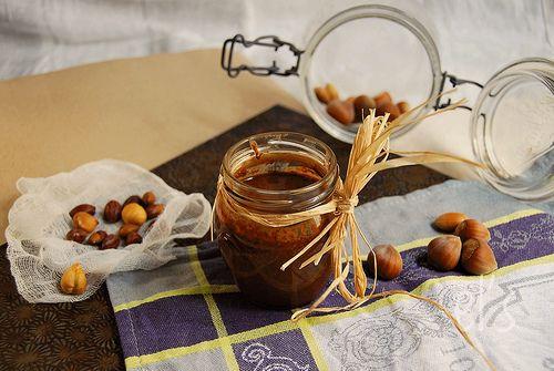 Purée de noisette maison {recette facile} - Tangerine Zest
