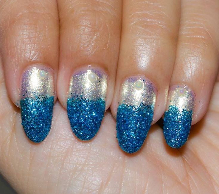 Best 25+ Glitter nail tips ideas on Pinterest   Party nails ...