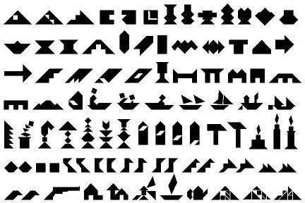 Tangram Various