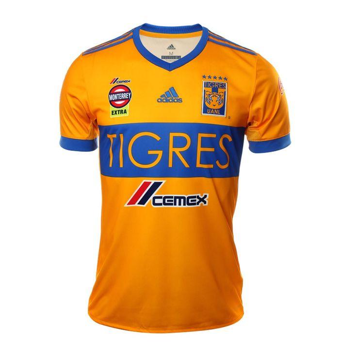 Innovasport - Adidas - Jersey Tigres Local 17/18 - Hombres