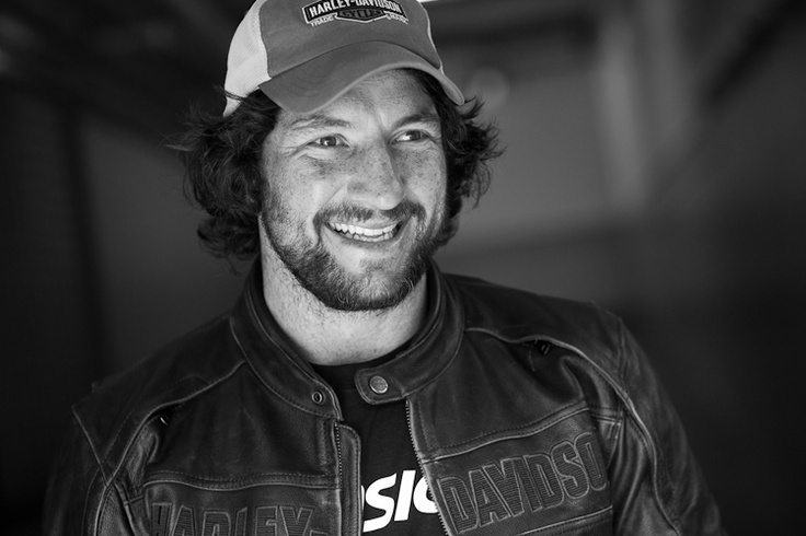 Nathan Hindmarsh. Recently retired Captain of the Parramatta Eels NRL team. I was never one to be right into the game, but when I saw him on a show recently I had to do a double take. I have a friend that looks and sounds alot like him. Actually made me smile.
