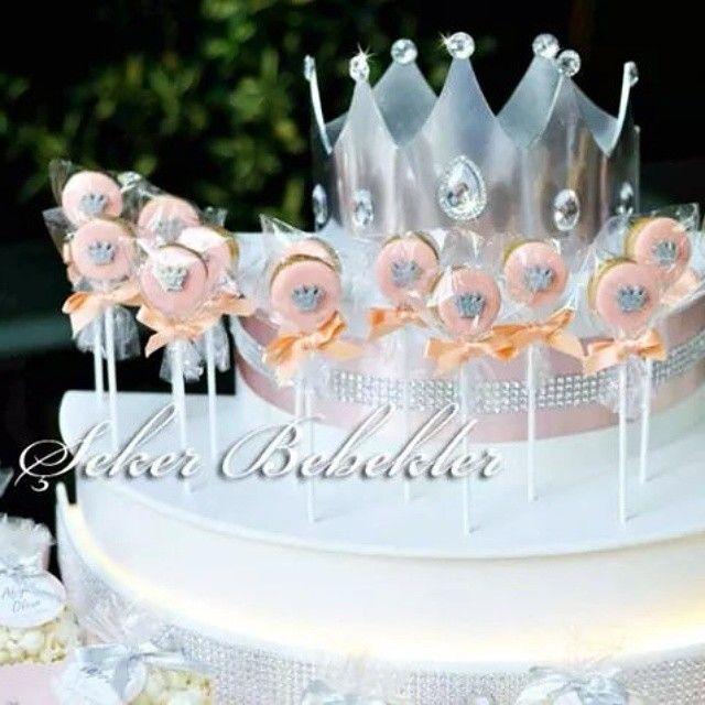 Vip / Prenses temalı doğum günü partisi