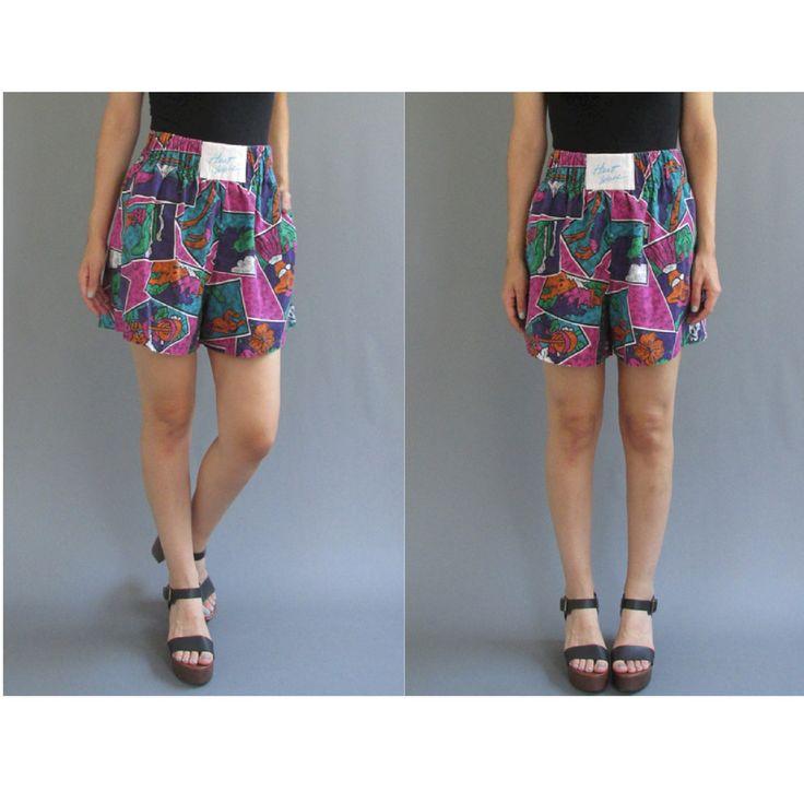 80s bermuda shorts