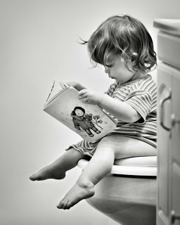 Bless this Mess: Toilet Training The Grown-Ups Guide