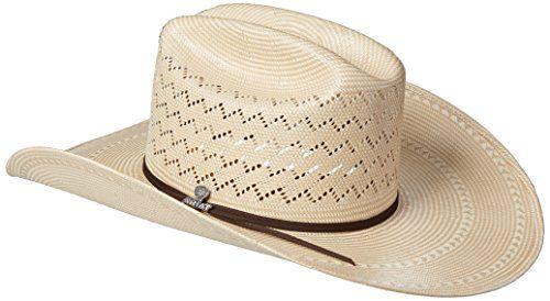 9033eb2e8b582 Ariat Men s 20x Cheveron Double S Cowboy Hat