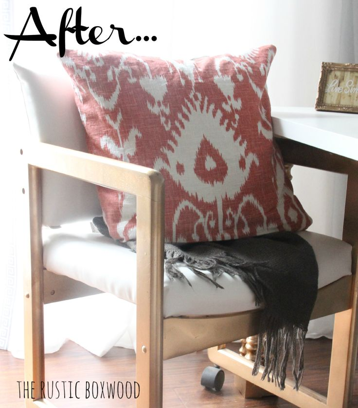 The 25 best Office chair makeover ideas on Pinterest