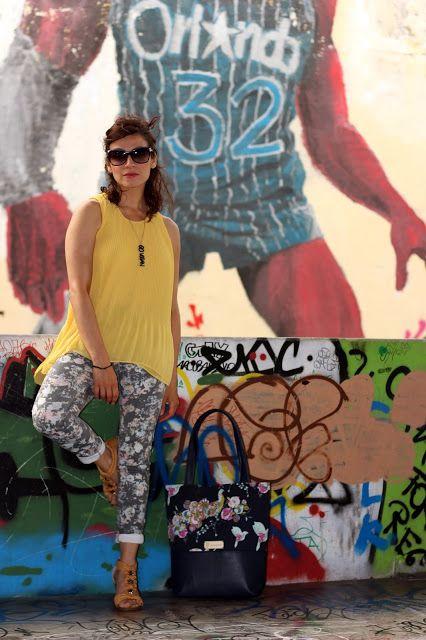 Fashion & Veg: Quella stampa floreale...Vagamente Retrò