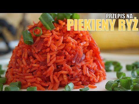 Przepis na Pyszny Piekielny Ryż . Zapraszam do wypróbowania #ryż #dieta #fit #sport #odchudzanie