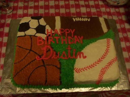 1000 Ideas About Sports Birthday Cakes On Pinterest