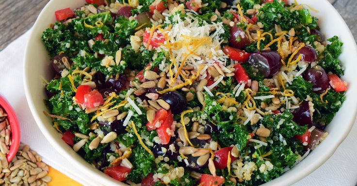 My friend told me about a fabulous kale and quinoa salad at The Cheesecake Factory. So, of course, I had to try it since I'm always on the lookout for a delicious, nutritious dish. Another fr…
