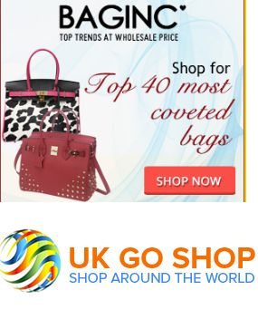 Baginc as the name suggest it's all about bag affair. Baginc is  an unique edge, one that allows us to deliver the hottest bags to clients all over the globe. Get a free shipping worldwide and 10% off discount on these stylish bags collection here: http://www.ukgoshop.co.uk/brands/baginc/  #baginc  #OnlineshoppinginUK  #discountcoupouns #ukgoshop