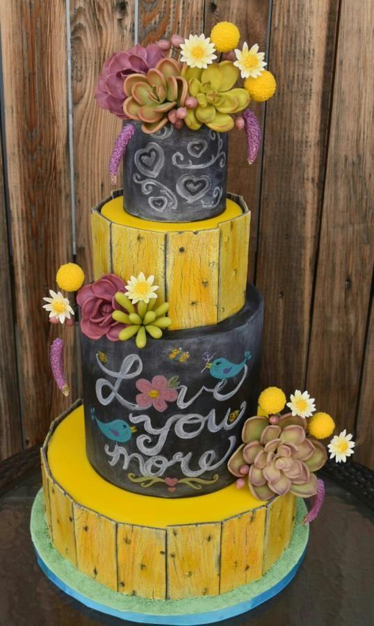 245 best Wedding cake ideas images on Pinterest | Beautiful cakes ...