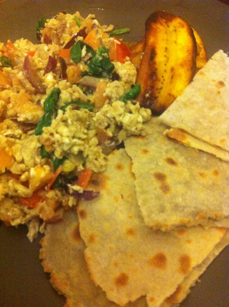 Scrambled eggs, Buckwheat and Spinach on Pinterest