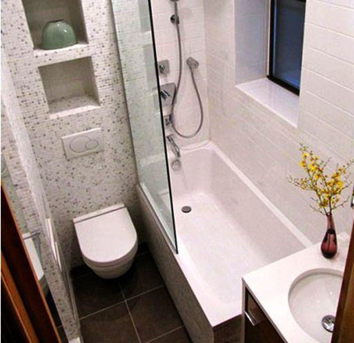 contoh desain kamar mandi minimalis sederhana