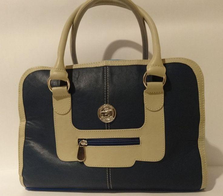 NWT HANDMADE THE COLOMBIAN TECHNIQUE Luxury Designer Leather Satchel Handbag  #TheColombianTechnique #Satchel