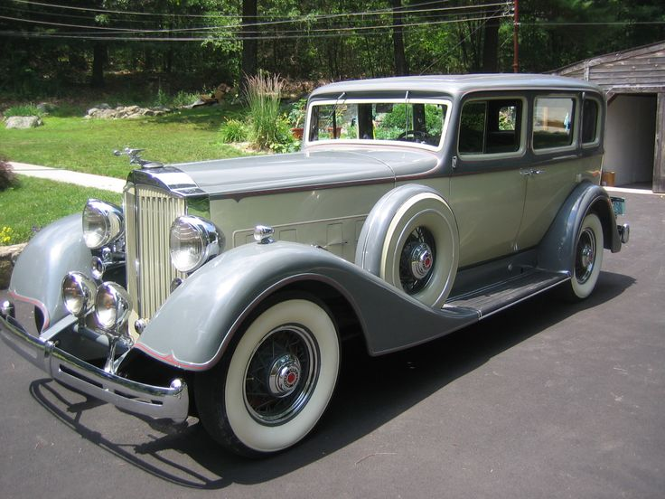 144 Best Packard 1934 1935 Images On Pinterest