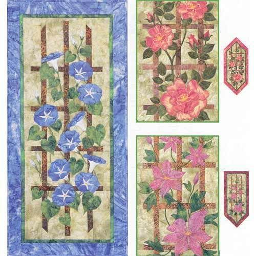 23 best trellis quilt images on Pinterest Quilting ideas