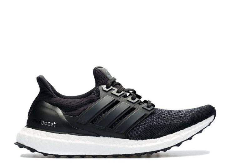 New Mens ADIDAS Ultra Boost 1.0 S77417 Black Running Sneaker Ultraboost  Kanye