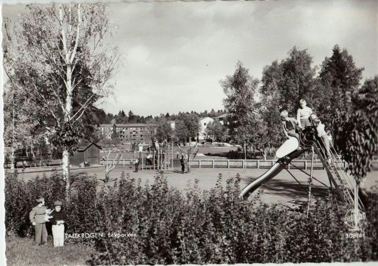 Enskede, Lekparken på Odlarängen