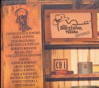 Um Barzinho Um Violao Sertanejo 1 / Various - Um Barzinho Um Violao Sertanejo 1 / Various