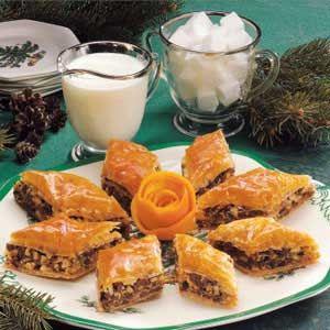 Chocolate Baklava Recipe | Taste of Home