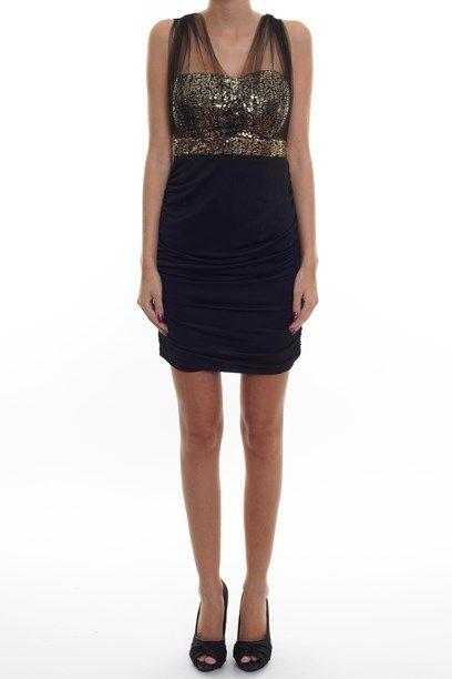 IBI KJOLE Embellish dress - nice choice for promdress says Creme Fraiche DK