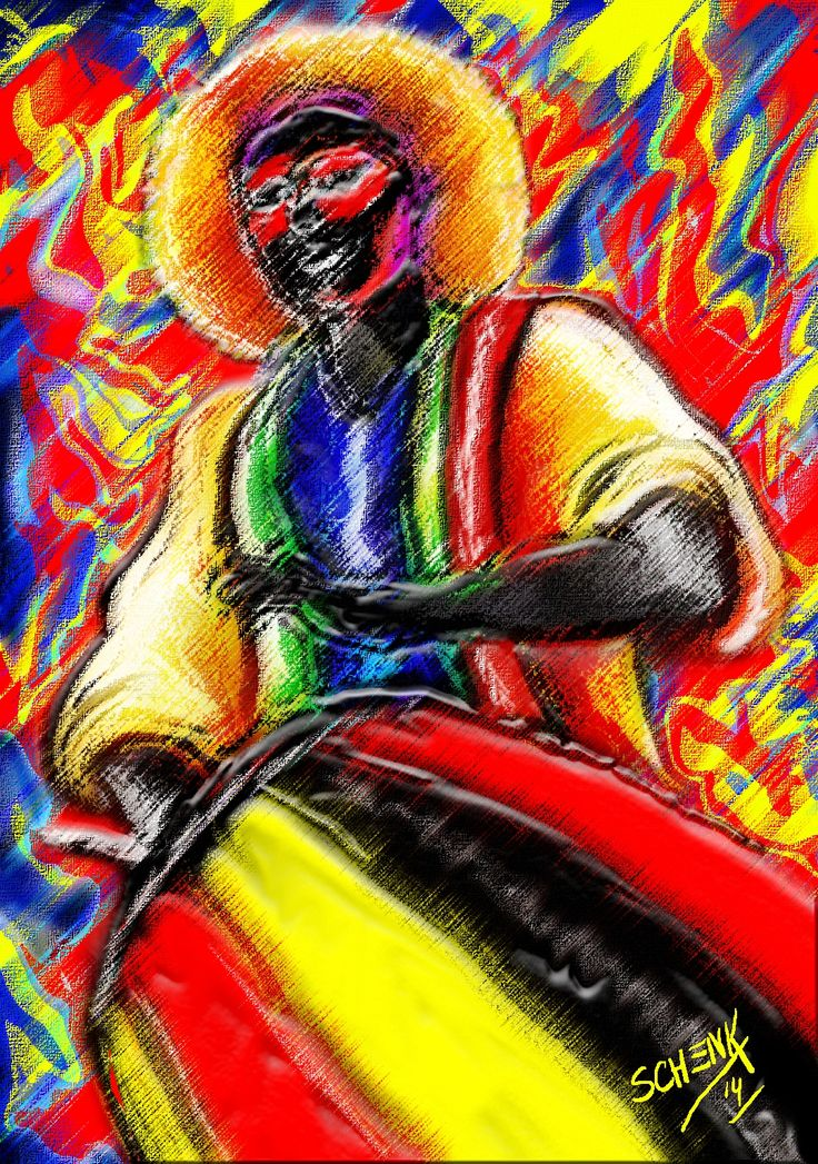 #candombe - schenk 2015