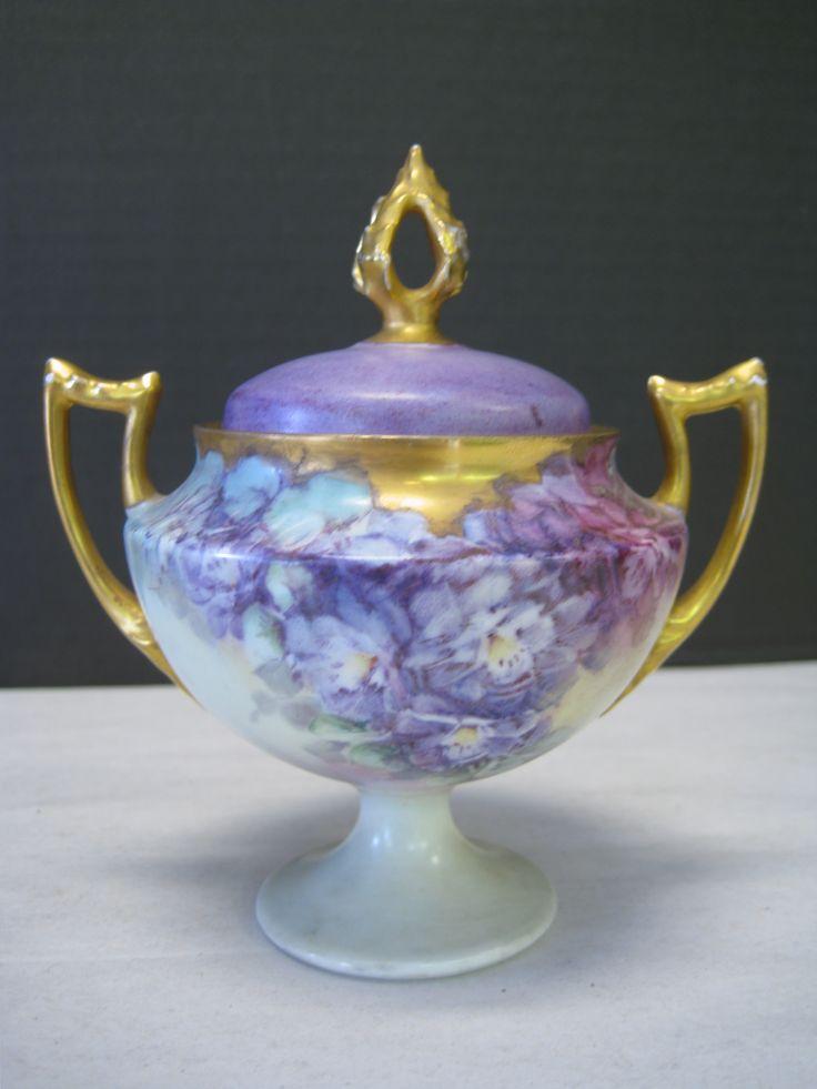 Antique China Dish Sets | Antique China, Antique Bavarian Porcelain Tea Set For Sale | Antiques ...