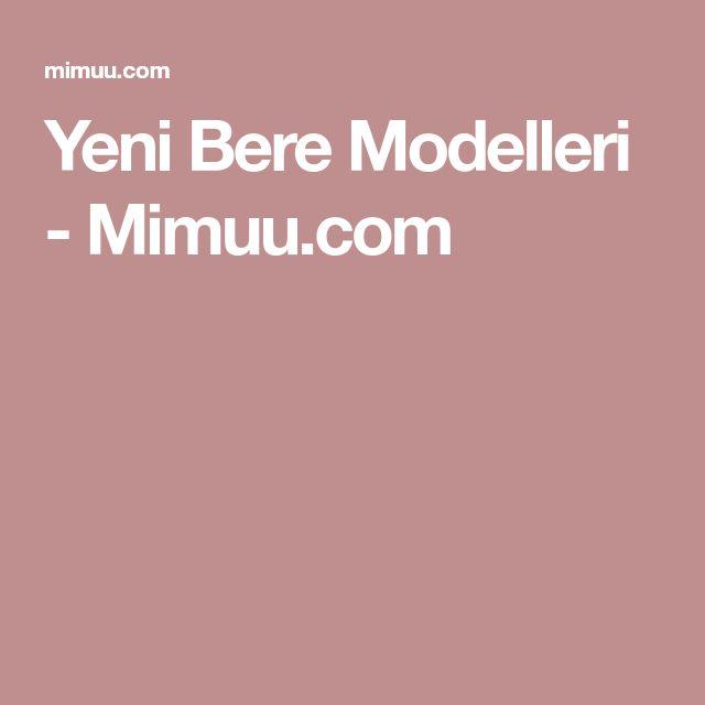 Yeni Bere Modelleri - Mimuu.com