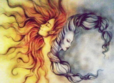 Qu'y-a-t-il derrière les amours impossibles ? De l'admiration, du besoin, de la douleur, de l'amour, de la tendresse, de la compassion pour l'autre, de la dépendance émotionnelle...