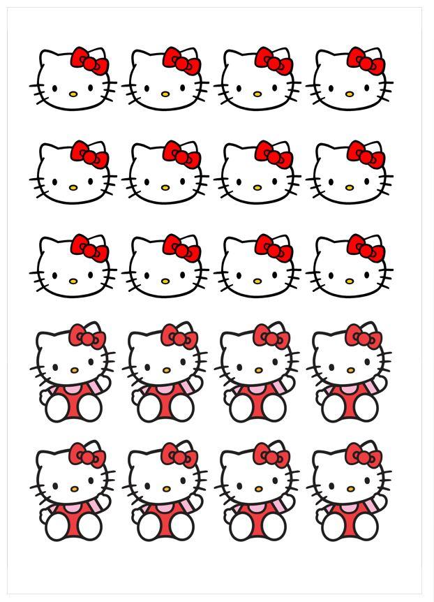 Ver producto: Modelo nº 3: Hello Kitty