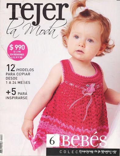 2 AGUJAS-TEJER A LA MODA 6 - Lucy Torres - Álbuns da web do Picasa