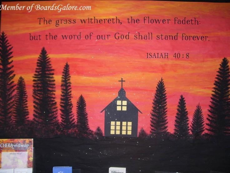 Great Christian bulletin board | Church Bulletin Board ...