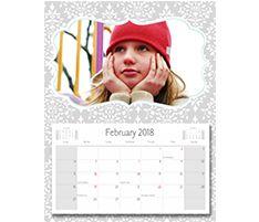 Calendários mensais