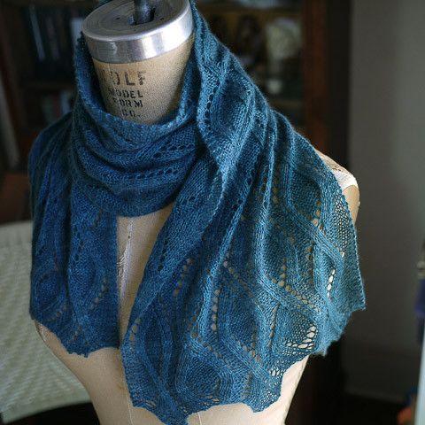 Almost Ovals Knitting Pattern - Tangled Yarn UK