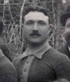Maurice GRAVAS (1885-1914) (Rugby) (Mort pour la France)