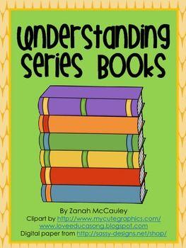 Understanding Series Books Grades 3-5 $