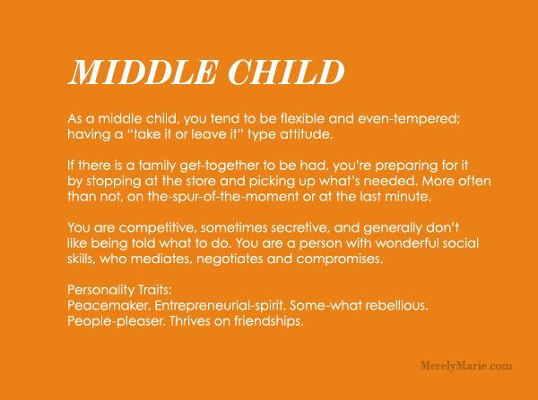 tumblr National Middle Child's Day - Google Search