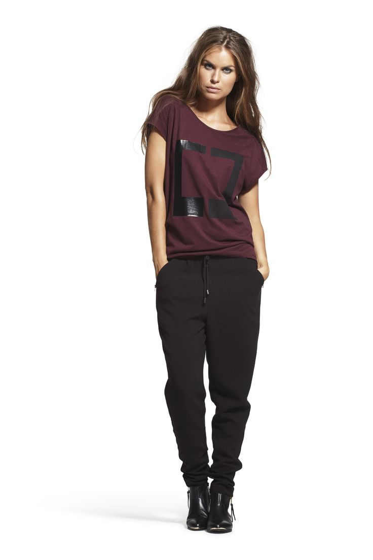 Cecilia Tee with Cathy Pants