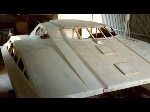 How to build a boat Ep #4 - Catamaran you can live on - YouTube #boatbuilding #howtobuildaboat