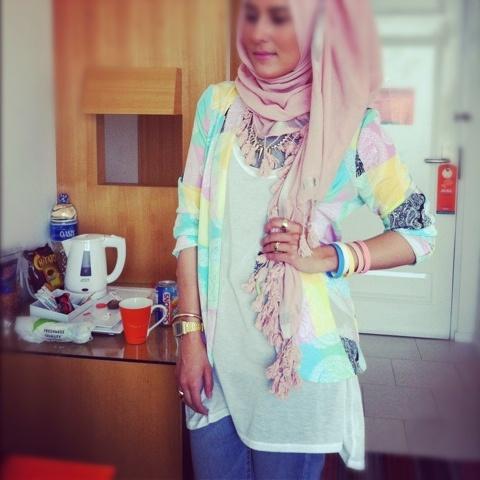 DINA TOKI-O / LAZY DOLL - I want this hijab!