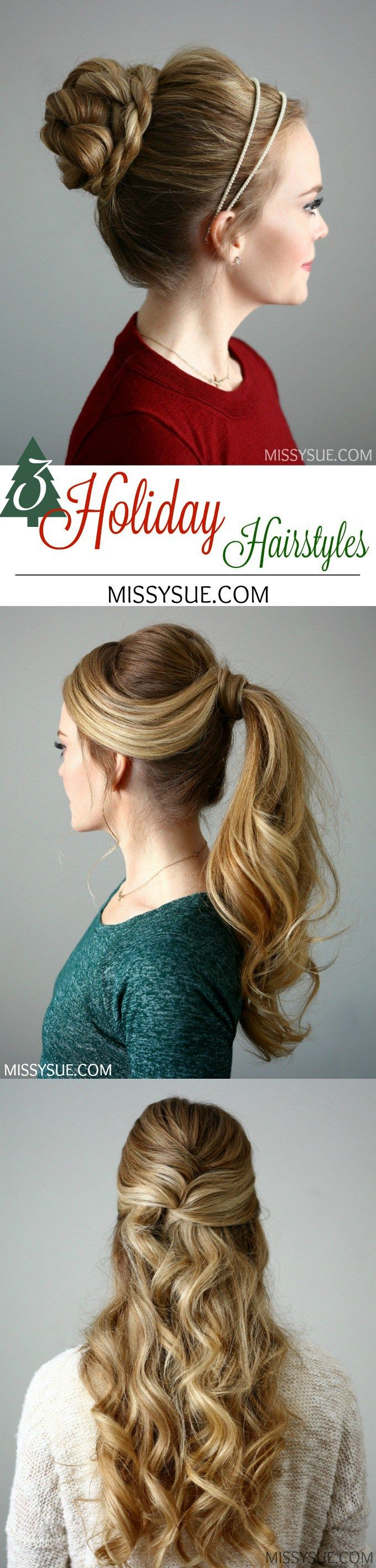 669 best Hairstyles images on Pinterest