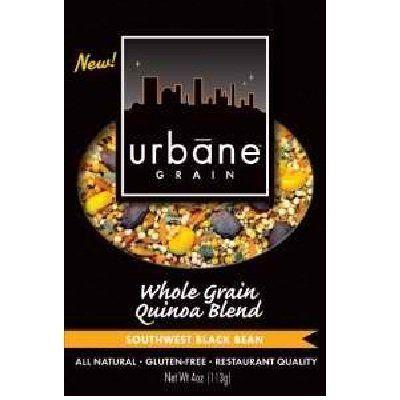 Urbane Grain Quinoa Blnd Sw Blck Bean, 4 Oz