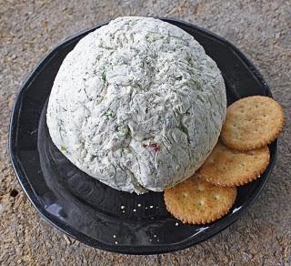 Feta Cheese Ball | Cheese Ball Choices | Pinterest