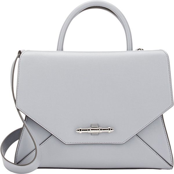 Givenchy Obsedia Small Satchel found on Polyvore