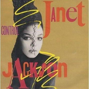 JANET JACKSON--CONTROL