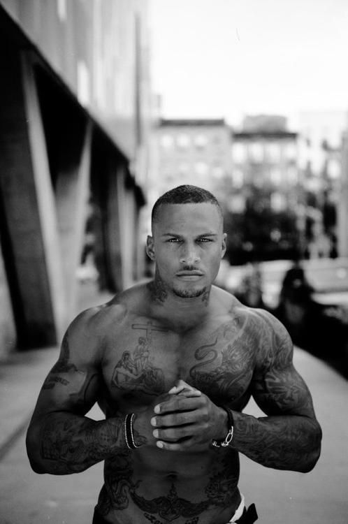 If my tattoo guy looked like him i would be covered form head to toe in tatts