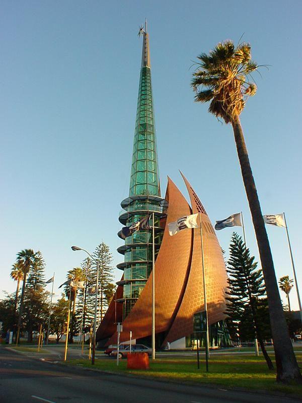 Bell Tower - Perth - Australia - Perth, Western Australia